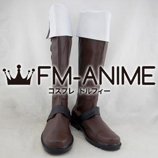 Vocaloid Gackpoid & Kagamine Len Deadline Circus Cosplay Shoes Boots (24-28cm)