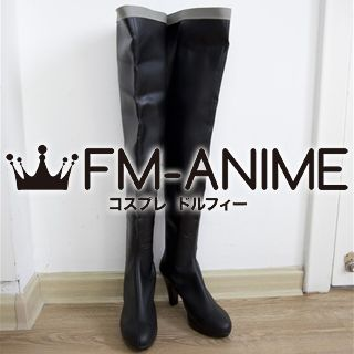 Gintama Kagura Grown up / Timeskip Cosplay Shoes Boots (Anime Episode 202-203)