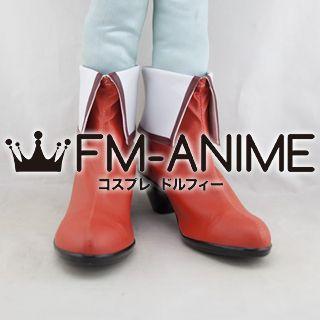 Beyond the Boundary Mirai Kuriyama Cosplay Shoes Boots (Episode 6)
