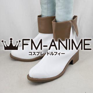 Kamigami no Asobi: Ludere deorum Yui Kusanagi Cosplay Shoes Boots