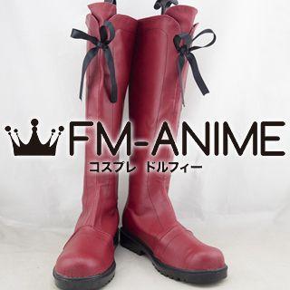 Tokyo Mew Mew Ichigo Momomiya Cosplay Shoes Boots