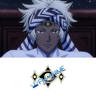 D.Gray-man Demon Eye Wisely Kamelot Cosplay Tattoo Stickers