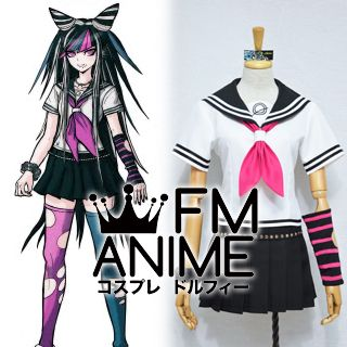 Danganronpa 2: Goodbye Despair Ibuki Mioda Uniform Cosplay Costume