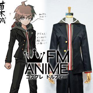 Danganronpa: Trigger Happy Havoc Makoto Naegi Uniform Cosplay Costume