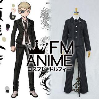 Danganronpa 2: Goodbye Despair Fuyuhiko Kuzuryuu Uniform Cosplay Costume