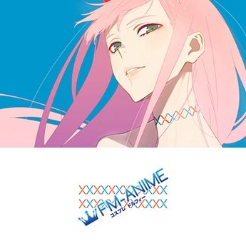 DARLING in the FRANXX Code:002 Zero Two Cosplay Tattoo Stickers