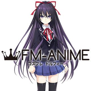 Date A Live Female School Uniform Cosplay Costume
