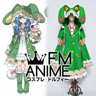 [Display] Date A Live Yoshino Cosplay Costume (With Shoes)