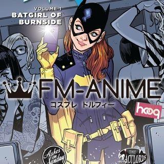 DC Database Batgirl Barbara Gordon Cosplay Costume