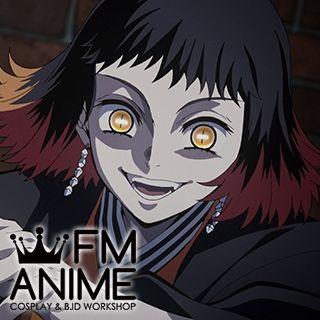 Demon Slayer: Kimetsu no Yaiba Susamaru Cosplay Wig