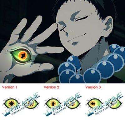 Demon Slayer: Kimetsu no Yaiba Yahaba Cosplay Tattoo Stickers