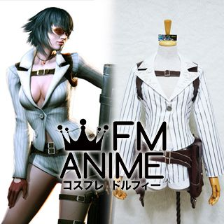 Devil May Cry 4 Lady Cosplay Costume