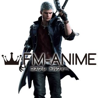 Devil May Cry 5 Nero Coat Cosplay Costume