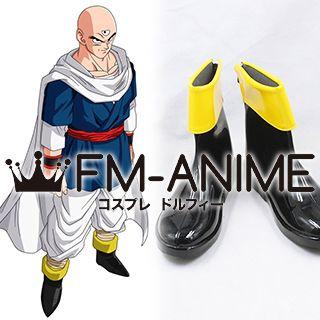 Dragon Ball Tien Shinhan Cosplay Shoes Boots