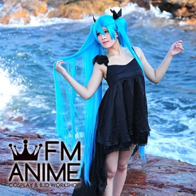 Vocaloid Hatsune Miku Deep Sea Girl Cosplay Costume