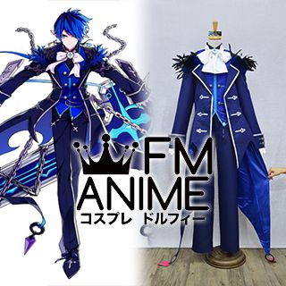 Elsword Ciel Royal Guard Cosplay Costume