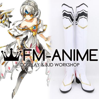 Elsword Eve Code: Empress Cosplay Shoes Boots