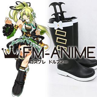 Elsword Rena Wind Sneaker Cosplay Shoes Boots
