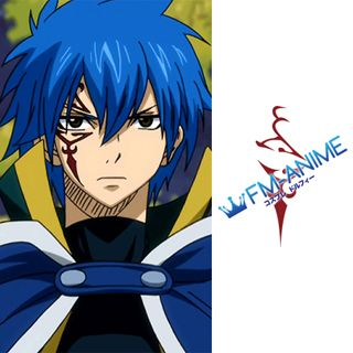 Fairy Tail Jellal Fernandes Cosplay Tattoo Stickers
