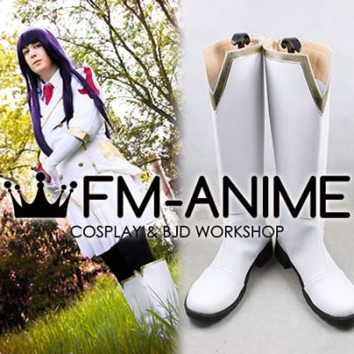 Fairy Tail Kagura Mikazuchi Cosplay Shoes Boots