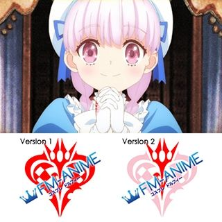 Fate/Extra Last Encore Alice Command Spell Cosplay Tattoo Stickers
