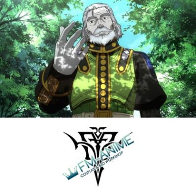 Fate/Extra Last Encore Dan Blackmore Command Spell Cosplay Tattoo Stickers