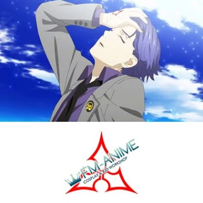 Fate/Extra Last Encore Shinji Matou Command Spell Cosplay Tattoo Stickers
