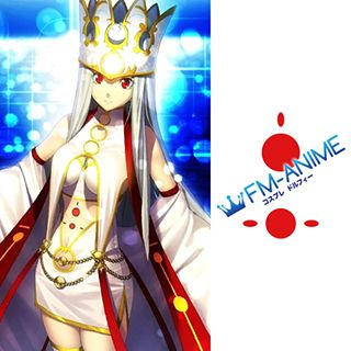 Fate/Grand Order Irisviel (Dress of Heaven) Cosplay Tattoo Stickers