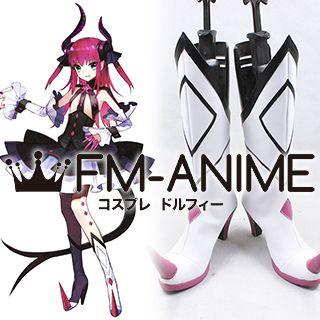 Fate/Extra CCC Fate/Grand Order Lancer Elizabeth Bathory Cosplay Shoes Boots