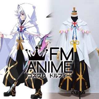 Fate/Grand Order Merlin Caster Stage 1 Cosplay Costume