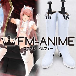 Fate/Grand Order Rider Maeve Cosplay Shoes Boots