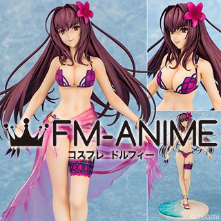 Fate/Grand Order Scathach Lancer Swimsuit Cosplay Costume