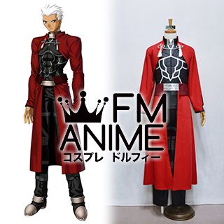 Fate/stay night Archer Cosplay Costume
