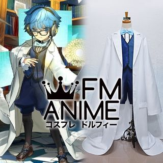 Fate/Grand Order Hans Christian Andersen 3rd Ascension Cosplay Costume