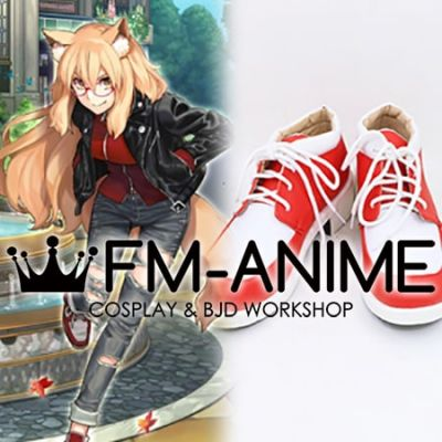 Fate/Grand Order Suzuka Gozen Heroic Spirit Traveling Outfit Cosplay Shoes