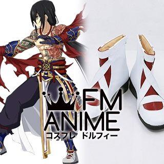 Fate/Grand Order Yan Qing Assassin of Shinjuku Cosplay Shoes Boots