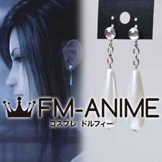 Final Fantasy VII Tifa Lockhart Earrings Cosplay Accessories