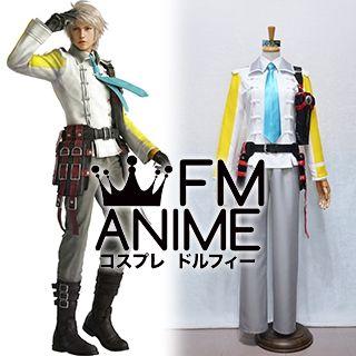 Final Fantasy XIII-2 Hope Estheim Cosplay Costume