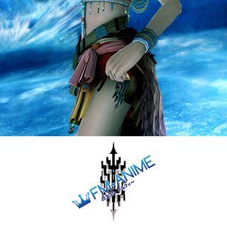 Final Fantasy XIII Oerba Dia Vanille L'Cie Brand Cosplay Tattoo Stickers
