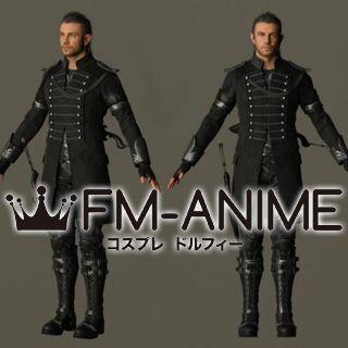 Final Fantasy XV Nyx Ulric Standard Uniform Cosplay Costume