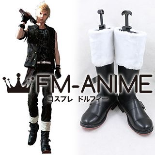 Final Fantasy XV Prompto Argentum Cosplay Shoes Boots
