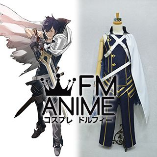 Fire Emblem Awakening Chrom Cosplay Costume
