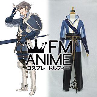 Fire Emblem Awakening Inigo Cosplay Costume