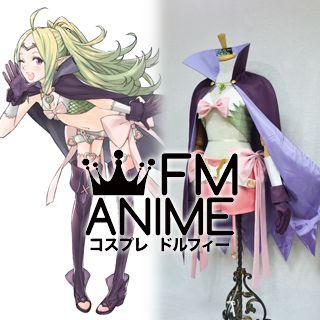 Fire Emblem Awakening Nowi Cosplay Costume