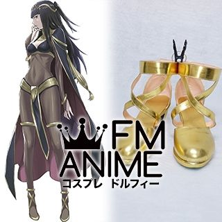 Fire Emblem Awakening Tharja Cosplay Shoes
