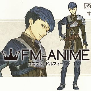 Fire Emblem Echoes Python Cosplay Costume