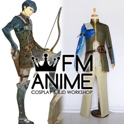 Fire Emblem Echoes: Shadows of Valentia Python Cosplay Costume