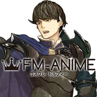 Fire Emblem Echoes: Shadows of Valentia Berkut Cosplay Wig