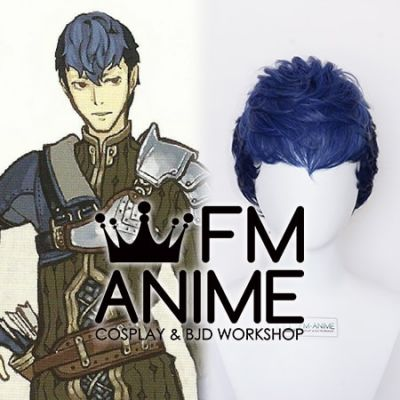 Fire Emblem Echoes: Shadows of Valentia Python Cosplay Wig