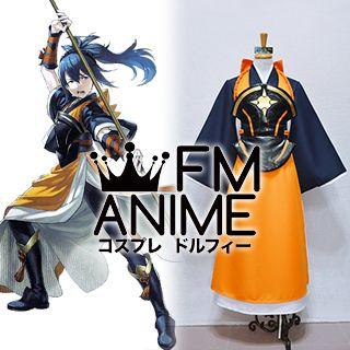 Fire Emblem Fates Oboro Kimono Cosplay Costume